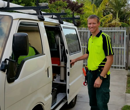 Dave Laurie, Hervey Bay Electrician